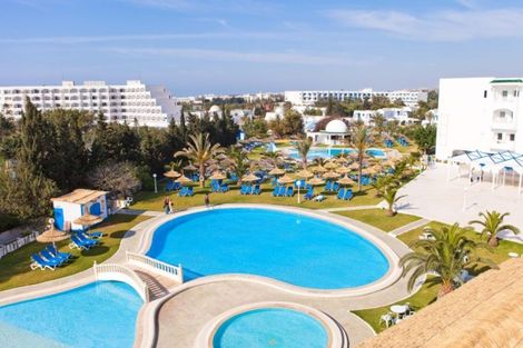 Sunny Hotels Anaïs 3* - TUNIS - TUNISIE