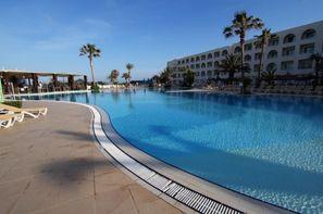 Tunisie-Tunis,Hôtel Vincci Nozha Beach 4*