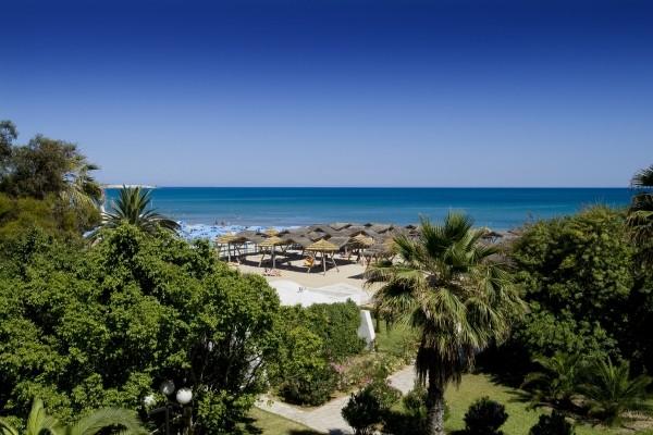 Plage - Hôtel Orangers Beach 4*