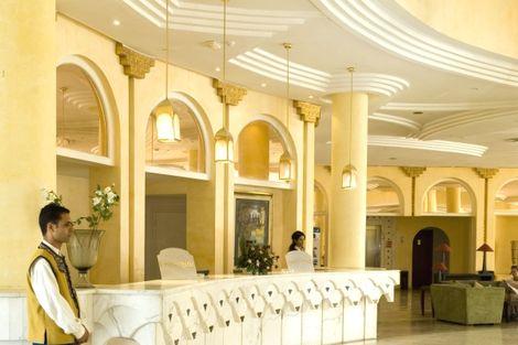 Hôtel Vincci Taj Sultan 5* - TUNIS - TUNISIE