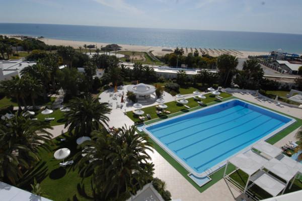 h tel hammamet club tunis tunisie go voyages. Black Bedroom Furniture Sets. Home Design Ideas