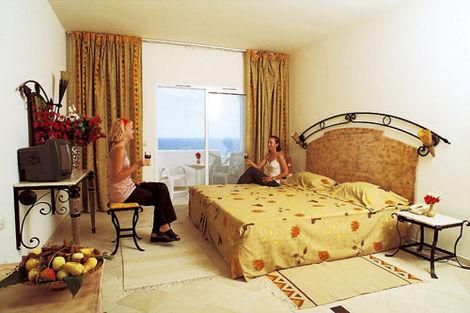 Yasmine Beach 4* - YASMINE HAMMAMET - TUNISIE