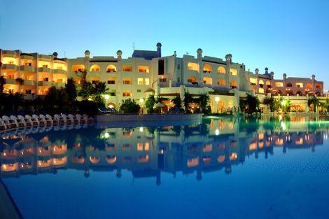 Hôtel Hammamet Garden 4* - YASMINE HAMMAMET - TUNISIE