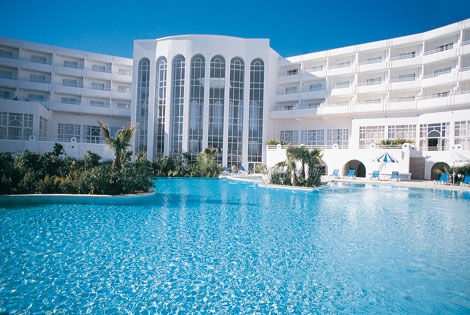 H tel karthago hammamet 5 yasmine hammamet tunisie avis for Salon 5 etoiles tunisie