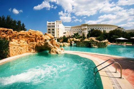 Hôtel Medina Solaria & Thalasso 5* - YASMINE HAMMAMET - TUNISIE