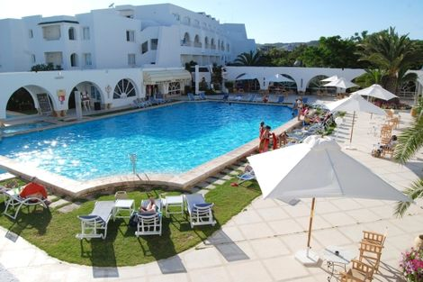 Palador Beach 3* - YASMINE HAMMAMET - TUNISIE