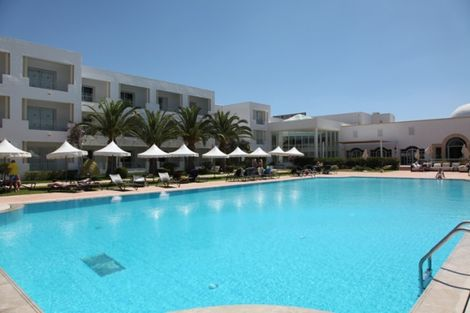 Hôtel Vincci Flora Park 4* - YASMINE HAMMAMET - TUNISIE