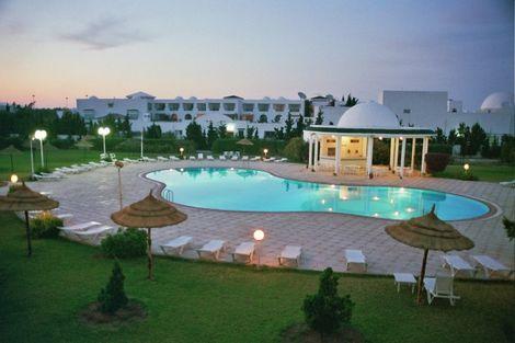 Hôtel Zodiac 4* - YASMINE HAMMAMET - TUNISIE