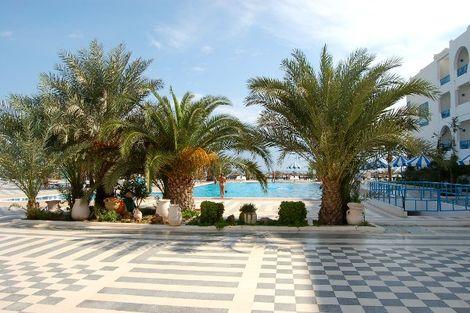 Hôtel Diana Beach 3* - ZARZIS - TUNISIE