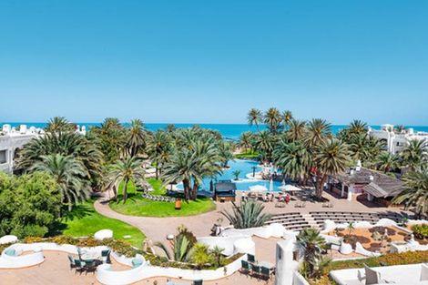 Hôtel Eldorador Odyssée 4* - ZARZIS - TUNISIE