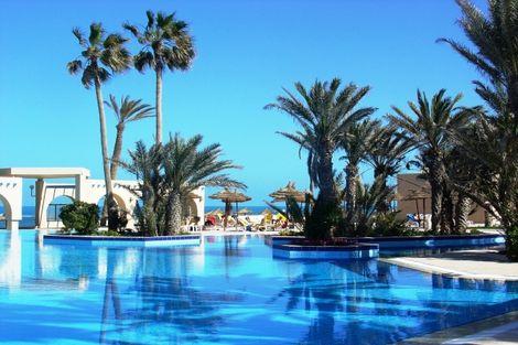 Hôtel Zita Beach 4* - ZARZIS - TUNISIE