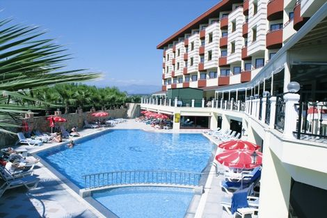 Hôtel Desiree Resort 4* - ANTALYA - TURQUIE
