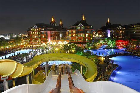 Hôtel Siam élégance 5* - ANTALYA - TURQUIE