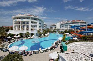 Turquie-Antalya, Hôtel Alba Queen