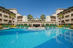 Turquie-Antalya, Hôtel Can Garden