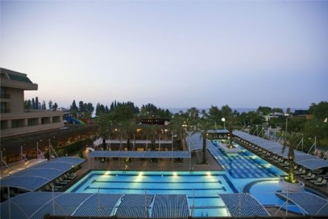 Hôtel Crystal De Luxe Resort & Spa 5* - ANTALYA - TURQUIE