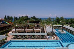 Turquie - Antalya, Hôtel Crystal Deluxe
