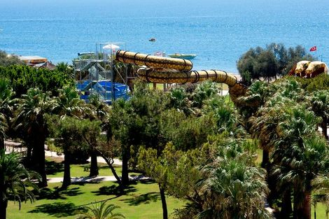 Hôtel Crystal Tat Beach Golf Resort & Spa 5* - ANTALYA - TURQUIE