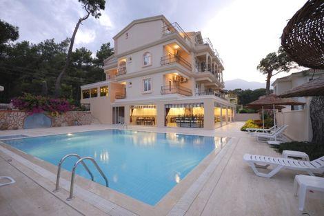 Hôtel Forest Park 3* - ANTALYA - TURQUIE