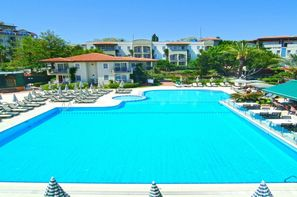 Turquie-Antalya, Hôtel Gardenia Beach
