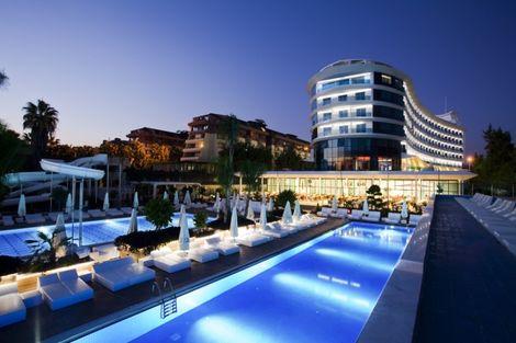 Hôtel Q Premium Resort 5* - ANTALYA - TURQUIE