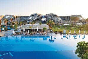 Turquie-Antalya, Hôtel Susesi Luxury Resort