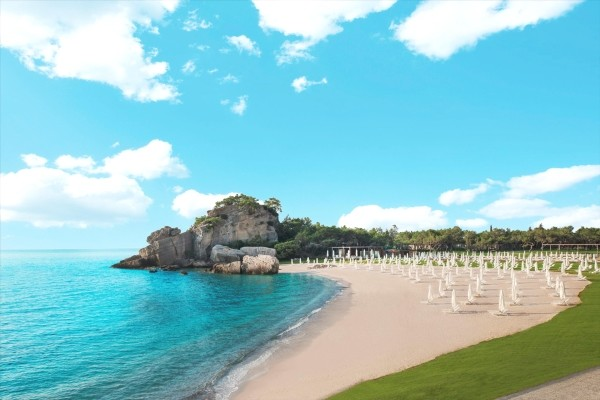Plage - Hôtel Maxx Royal Kemer Resort 5*