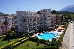 Turquie - Antalya, Hôtel Viking Nona Beach