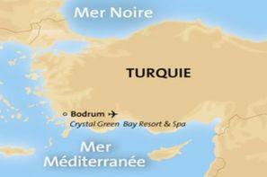 Turquie - Bodrum, Club Jumbo Crystal Green Bay Resort Spa