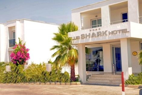 Hôtel Shark 4* - BODRUM - TURQUIE