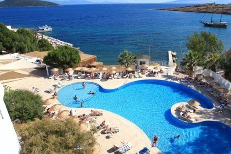 Hôtel Bodrum Bay Resort  5* - BODRUM - TURQUIE