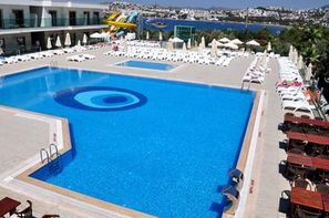 Turquie - Bodrum, Hôtel Jasmin Beach