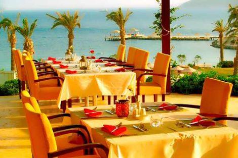 Hôtel Yasmin Resort 5* - BODRUM - TURQUIE