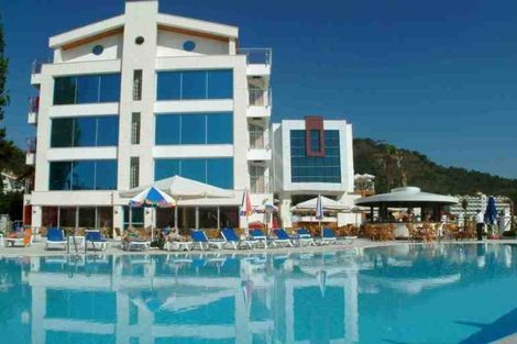 Hôtel Ideal Pearl 4* - DALAMAN - TURQUIE