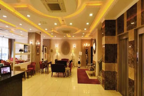 Turquie-Istanbul, Hôtel Akgun Beyazit