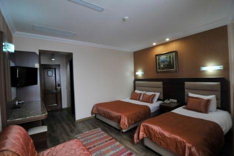 Hôtel Ephesus 3* - ISTANBUL - TURQUIE