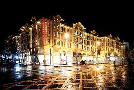 Hôtel  Crowne Plaza 5* - ISTANBUL - TURQUIE