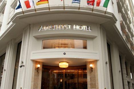 Hôtel Amethyst 4* sup - ISTANBUL - TURQUIE