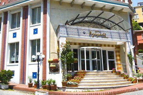 Hôtel Aziyadé 4* - ISTANBUL - TURQUIE