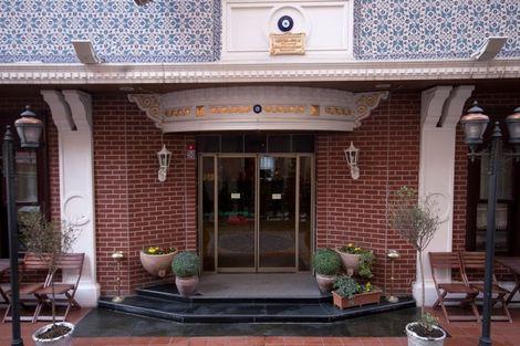 Hôtel Sapphire 4* - ISTANBUL - TURQUIE