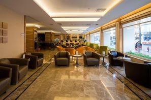 Turquie-Istanbul, Hôtel Prestige