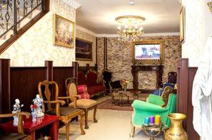 Turquie-Istanbul, Hôtel Saint-George Boutik House