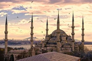 Turquie - Istanbul, Hôtel Week-end à Istanbul au Fehmi Bey