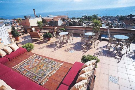 Hôtel Demeure Ottomane Fehmi Bey - ISTANBUL - TURQUIE