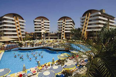 Hôtel Alaiye Resort and Spa 5* - KEMER - TURQUIE
