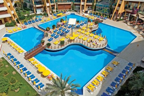 Alaiye Resort and Spa 5* - KEMER - TURQUIE