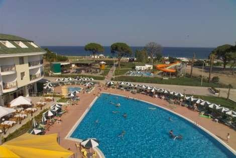 Hôtel Zena 5* - KEMER - TURQUIE