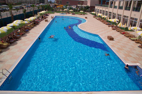 Hôtel Titan Select 5* - ANTALYA - TURQUIE