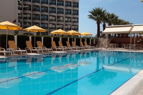 Hôtel Palm Hotel 4* - KUSADACI - TURQUIE
