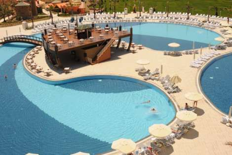 Hôtel Amelia Beach 5* - MANAVGAT - TURQUIE